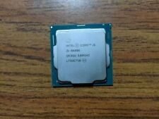 Intel Core i5 8600K 3.6 GHz LGA 1151 Hexa-Core Processor Used - Excellent