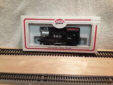 Model Power B&O Steam Loco Switcher #6505 (HO131420)