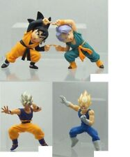 -** DragonBall HG Plus EX Action Pose Part 1 Son Gotan Trunks Goku Vegeta x 4