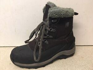 Women's KARRIMOR Weathertite Walking Hiking Shoes Boots UK 5
