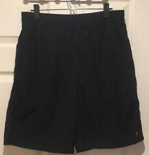 75e9f3ac5ae10 Men's KYODAN Black Polyester Shorts - Size Large