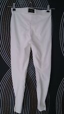 Golden Dress Kids Youth Derby Jodhpurs White Jumping Dressage Horse Riding Size 158 NEW