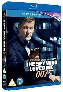 The Spy Who Loved Me [Blu-ray] [1977] [DVD][Region 2]
