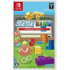 Puyo Puyo Tetris S NINTENDO SWITCH JAPANESE IMPORT JAPANZON