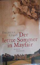 Der letzte Sommer in Mayfair, Th. Revay, Roman geb NEU OVP