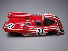 PORSCHE  917 K  LE MANS  WINNER 1970  MINICHAMPS  1/43  DIE CAST  NO  SPARK  917