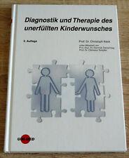 Diagnostik und Therapie des unerfüllten Kinderwunsches (2009) Buch, gebraucht
