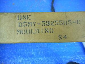 NOS 1975 1978 MERCURY GRAND MARQUIS BROUGHAM REAR DOOR PANEL TRIM MOLDING NEW LH