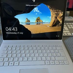 "Microsoft Surface Book 1 i7 16Go Ram 1To 13,5"""