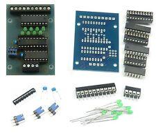 Bausatz I2C OUTPUT 8 Bit 5-24V mit PCF8574 I2C Ausgabe z.B. für Raspberry PI