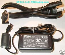 NIKON EH-62  AC ADAPTER  EH62  EH 62  NEW