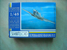 SILVER CLOUD-1/48- SUPERMARINE SEAFANG F.32