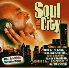 Soul in the City (2006) Katie Melua, Jamie Cullum, RZA feat, Xavier Naido.. [CD]
