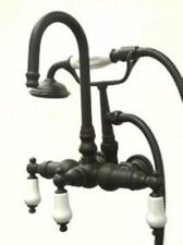 New Clawfoot Tub Faucet Oil Rubbed Bronze  CC11T5