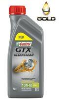 10W40 Castrol GTX Ultraclean 1 Liter Motoröl 10w-40 A3 B4