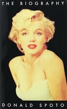 Marilyn Monroe - The Biography New Paperback Book Donald Spoto