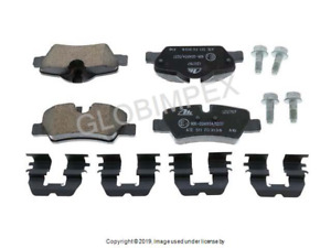 MINI Cooper (2014-2020) Brake Pad Set Rear ATE CERAMIC + 1 YEAR WARRANTY