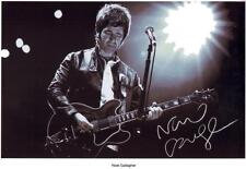 NOEL GALLAGHER - OASIS AUTOGRAPHED SIGNED A4 PP POSTER PHOTO