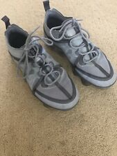 Nike Vapormax 2019 Junior Size 4.5 Grey VGC