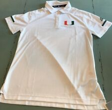University of Miami, Climalite Polo Shirt, Women's, Adult, Adidas, Free Shipping