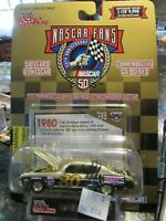 Racing Champions Nascar Fans 50 #80 Issue #32 1 of 9,998 Gold Series