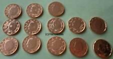 Einzelne Euro Kursmünzen Aus Belgien Günstig Kaufen Ebay