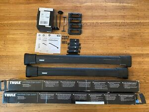Thule Aeroblade Edge System Roof Rack Cross-Rails Jeep Compass Accessories
