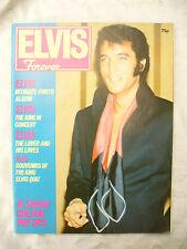 ELVIS MAGAZINE ELVIS FOREVER Great mag