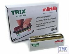 66623 Minitrix Trix Wheel Cleaner N Gauge Conductive Loco Rad Reinigungsbürste