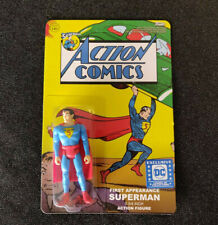 "SUPERMAN Action Comics - FIGURINE 3.75"" - DC Legion Of Collectors - FUNKO"