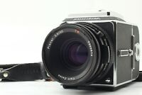 DHL [TOP MINT] Hasselblad 501CM + CF 80mm Lens + A12 IV + Acute Grid From JAPAN