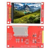 2.2 inch TFT LCD Display Module ILI9341 SPI 240x320 for Arduino 51/AVR/STM32/ARM