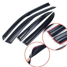 SUN/RAIN GUARD VENT SHADE DEFLECTOR WINDOW VISOR 4PCS FOR 03-07 HONDA ACCORD 4DR