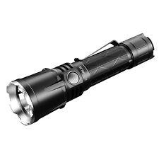 Klarus XT21X Tactical Flashlight Rechargeable LED Light 4000 Lumens