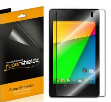 3X Supershieldz HD Clear Screen Protector for Google Nexus 7 2013 2nd Generation