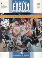 Steve Houghton / Tom Warrington : Fusion, mit CD, für Klarinette, Trompete