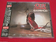 OZZY OSBOURNE - Blizzard Of Ozz +1 Japan Jewel Case CD SICP-8035