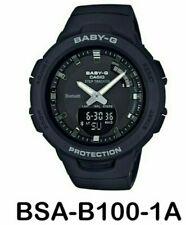 Authentic Original Casio Baby G BSA-B100-1A Watch