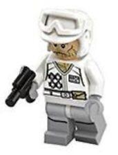 LEGO Star Wars Minifigure Hoth Rebel Trooper with Beard NEW