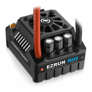 HOBBYWING EZRUN MAX8-V3 XT90 WATERPROOF SPEED CONTROL
