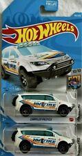 2021 Hot Wheels Chrysler Pacifica J Case Regular Treasure Hunt Lot of 2 NIB VHTF