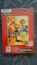 PES 6 Pro Evolution Soccer 2006   PC SIGILLATO EDIZIONE ITALIANA CLASSICS