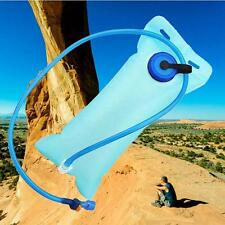 2L Hydration Bladder System Water Bag Camping Hiking Cycling Climb Backpack #M