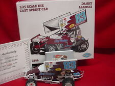 DANNY LASOSKI #83 BEEF PACKERS  1/25 SCALE