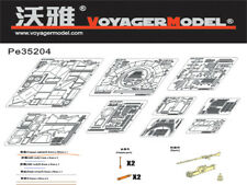 PE for  WWII Sd.Kfz 222 4Rad (For TAMIYA) , 35204 VOYAGERMODEL 1/35