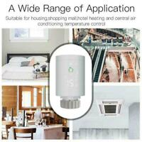 WiFi Programmable Radiator Valve Actuator Thermostat Home Control new Voice B0G2