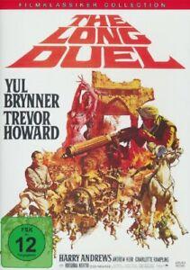 The Long Duel (DVD) Yul Brynner * NEU & OVP