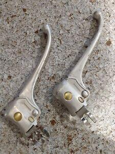 Vintage Schwinn Weinmann Gold Dot Brake Levers