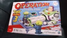 Toy Story Disney Buzz Lightyear Operation board game complete MB Milton Bradley