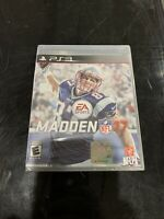 Madden NFL 17 (Sony PlayStation 3 PS3) Brand New Sealed